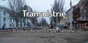 Tiraspol en Transnistrie - Quelques heures en pays fantôme