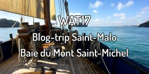 WAT17 Blog-trip Saint-Malo - Baie du Mont Saint-Michel