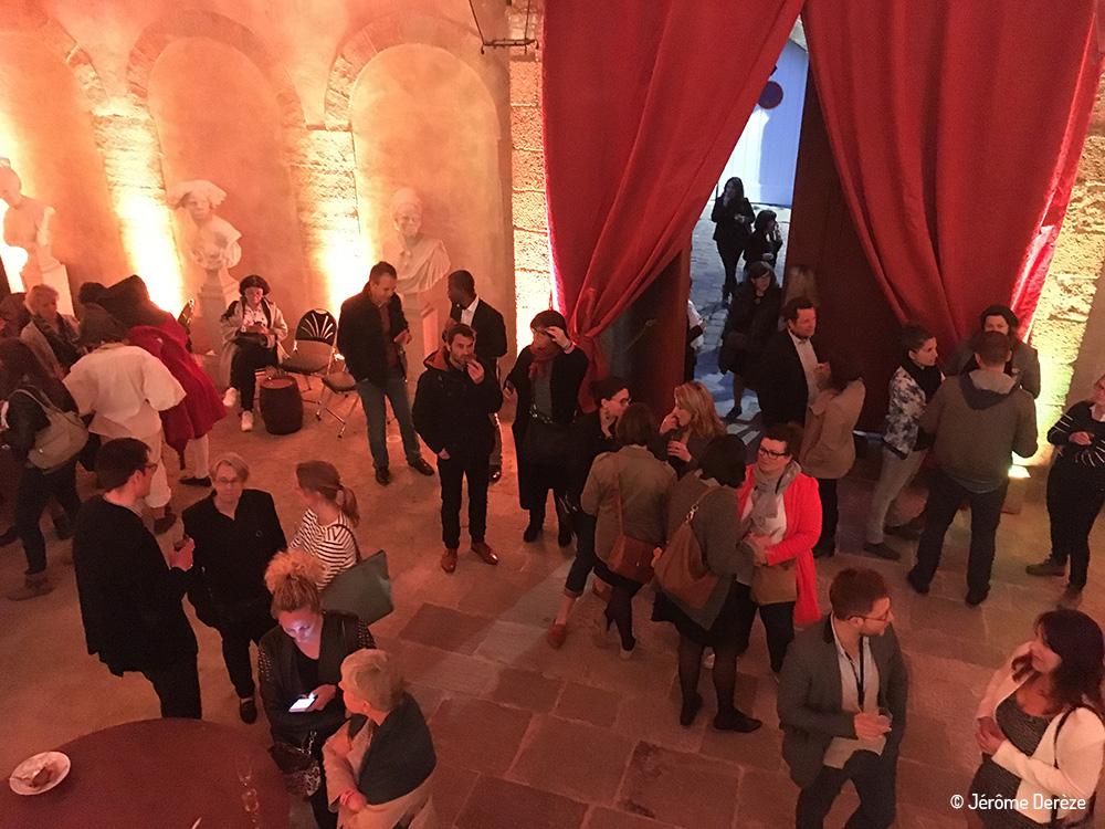 salon des blogueurs de voyage - Soirée demeure du corsaire à saint-malo
