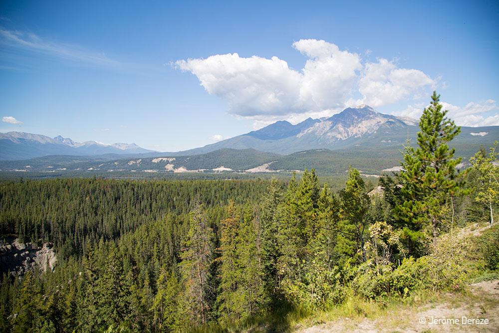 voyager au parc national de Jasper