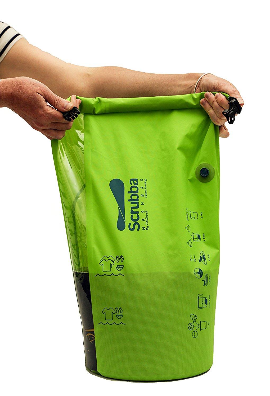 Le sac de lavage – La machine à laver portative