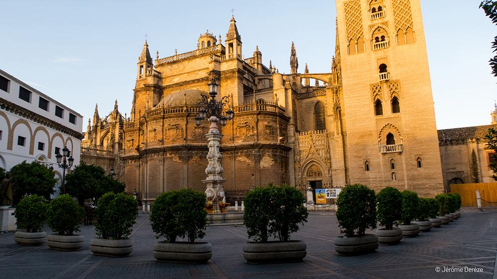 Lieux à visiter à Séville - Cathédrale Notre-Dame du Siège de Séville