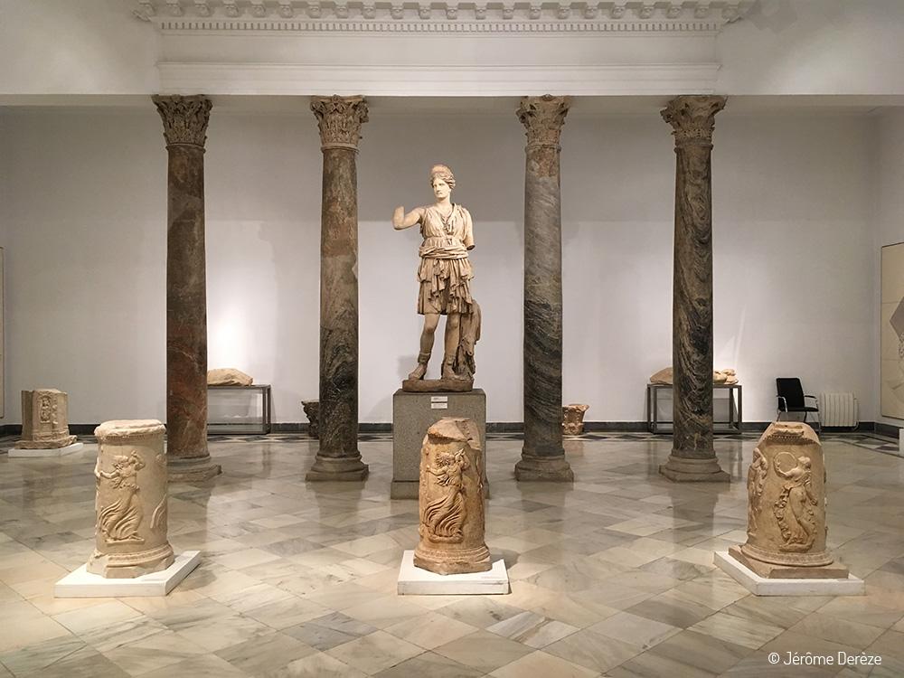 Musées gratuits à visiter à Séville - Musée archéologique