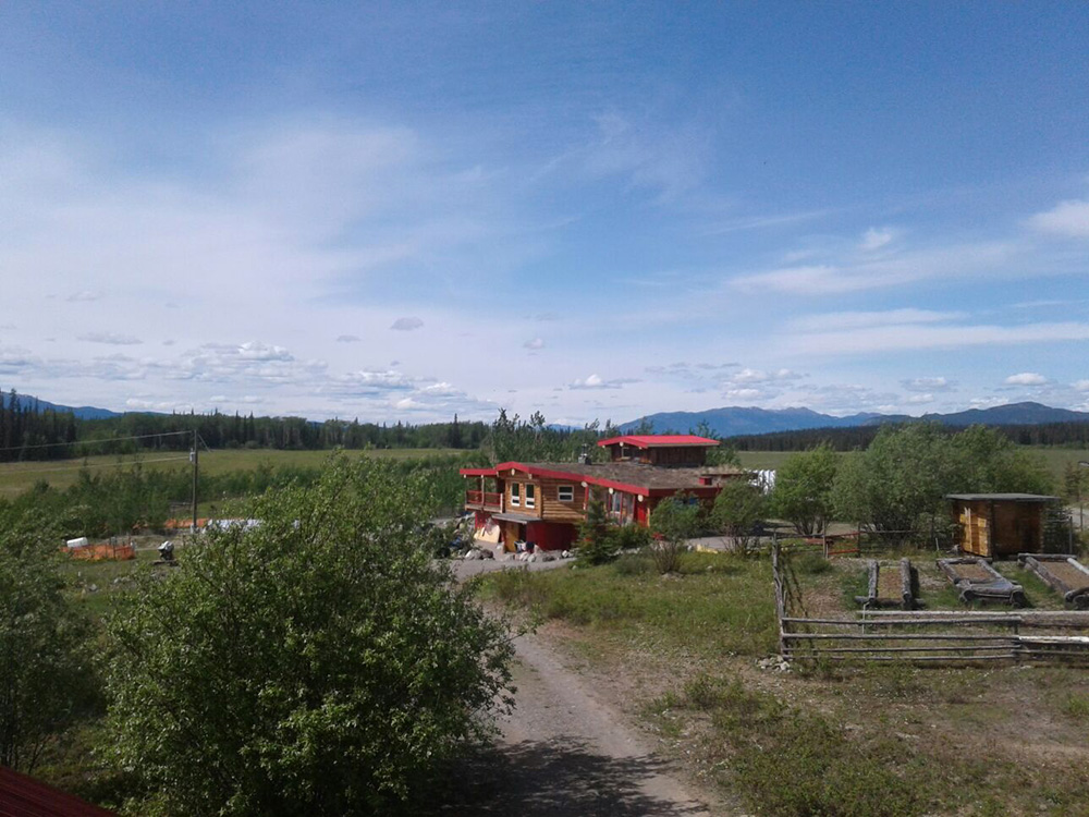 La ferme perdue au bout du monde - Yukon