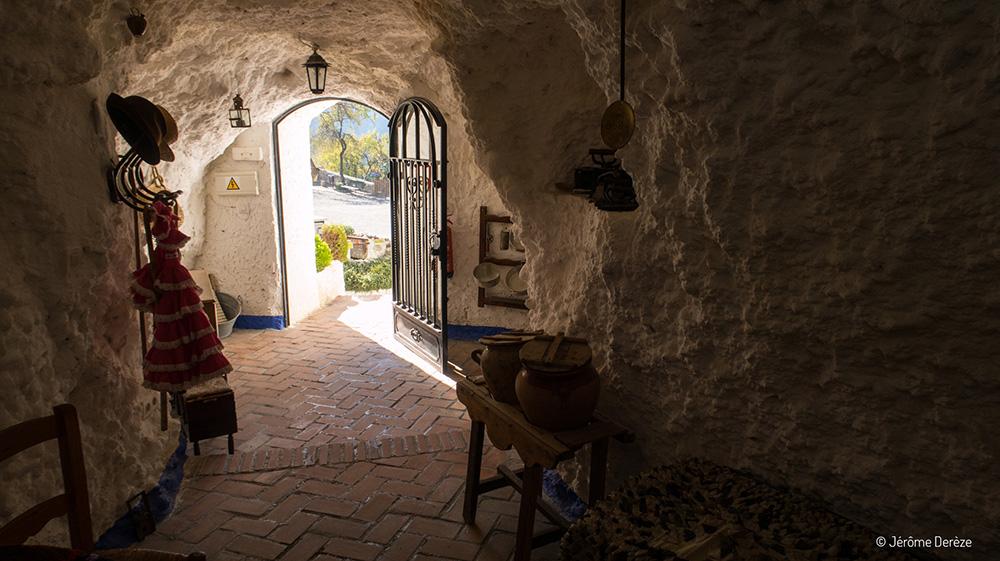 Visiter Grenade - Quartier Sacromonte et les grottes - Les lieux à visiter à Grenade