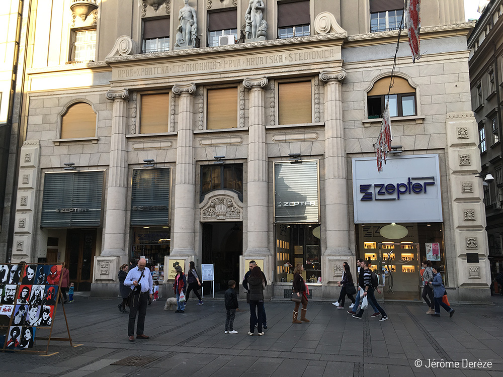 Musée à visiter à Belgrade - Musée Zepter