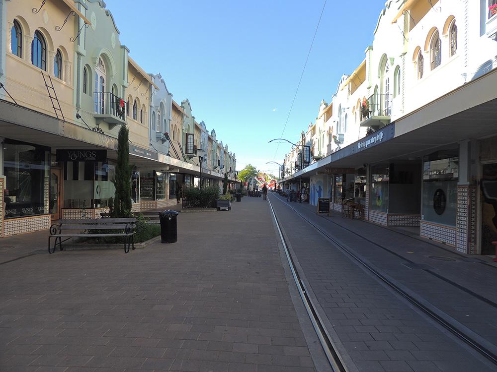 PVT Nouvelle-Zélande - Ville de Napier