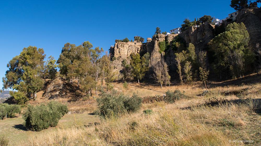 Voyager en solo en Espagne - Visiter les vallées de Ronda en Andalousie