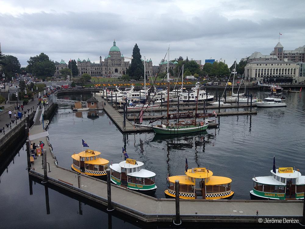 Visiter Île de Vancouver - Visiter Victoria