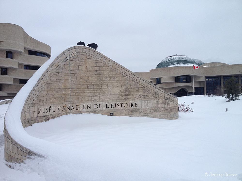 Visiter Ottawa - Musée canadien de l'histoire