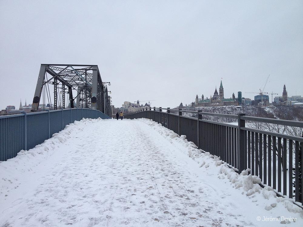 Visiter Ottawa - Pont Alexandra