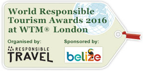 Responsible Travel Awards 2016 logo