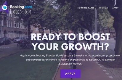 All you need to know about Booster, the first accelerator for sustainable tourism startups