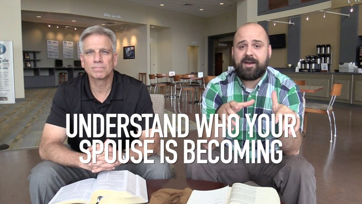 UNDERSTAND WHO YOUR SPOUSE