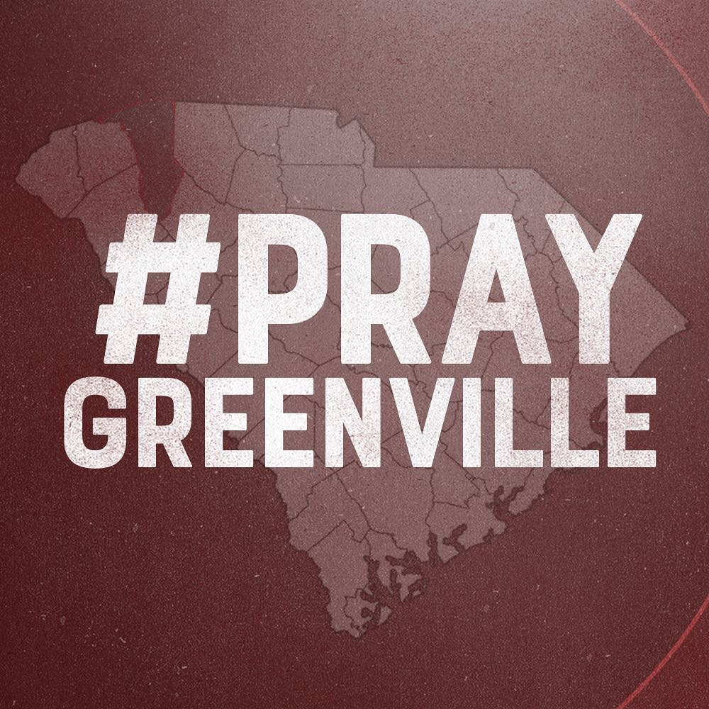 #praygreenville http://rockycreekonline.org/events/praygreenville/