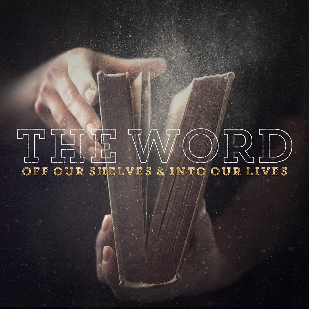 The 4-month journey begins this Sunday! #theword