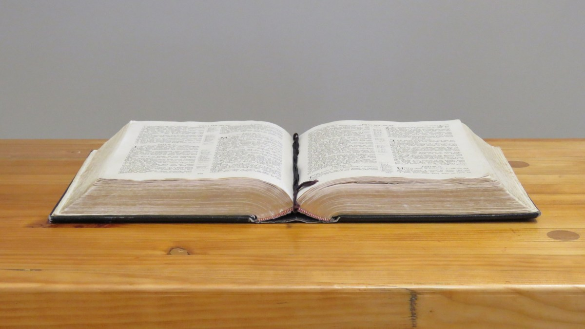 The Difference a Study Bible Can Make in Prison