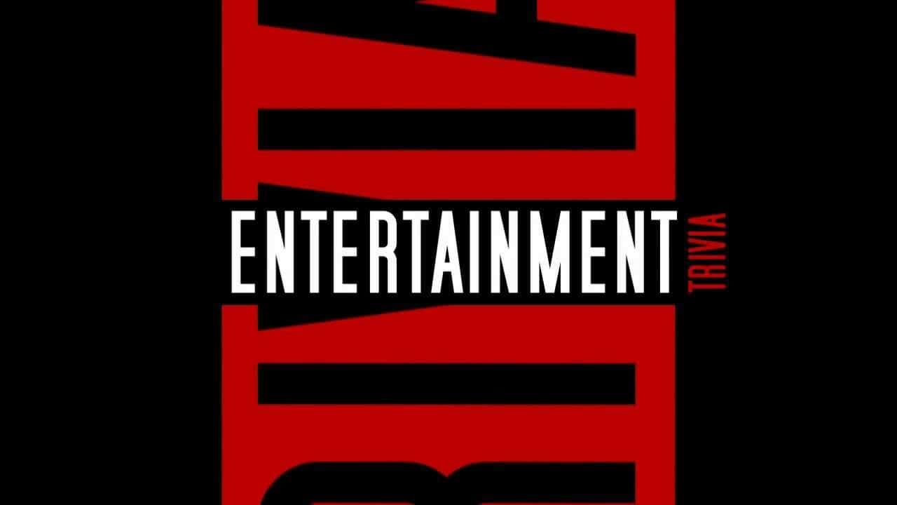 Entertainment Trivia Animated Logo Build