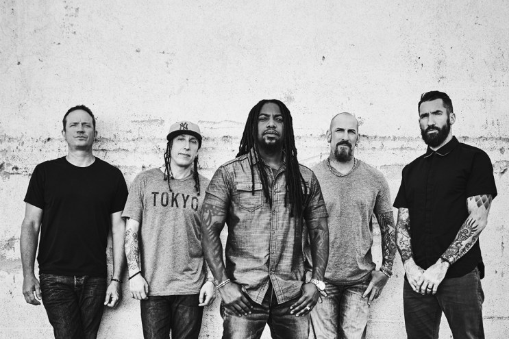 Sevendust To Release Acoustic DVD In December
