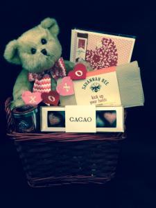 I Love You Gift Basket