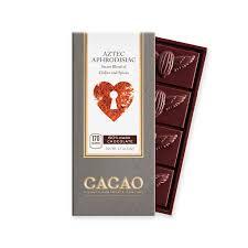 Cacao Aztec Aphrodisiac Chocolate Bar