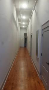 Hallway in Two Bedroom Loft