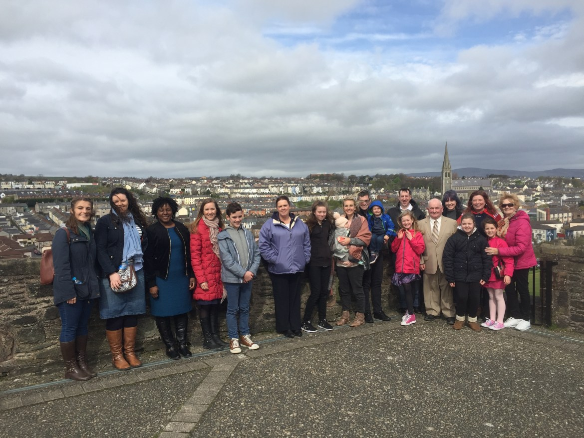 Ministry Update – Youth Meeting, Volunteer Recognition, Northern Ireland Trip, Easter Services