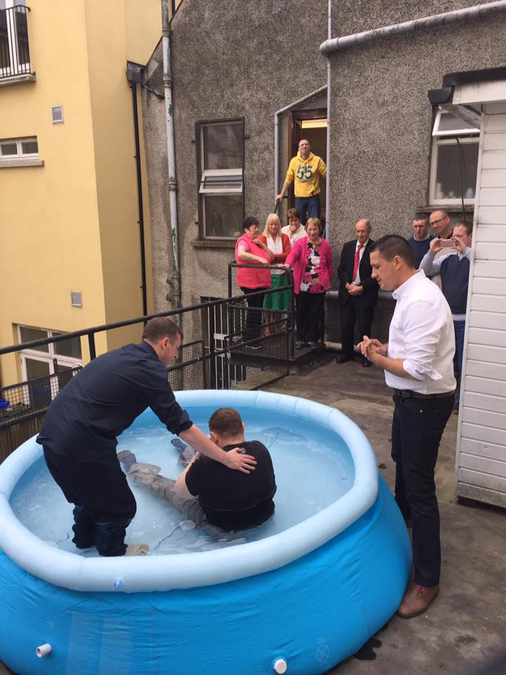 Youth Camp | Baptism in Northern Ireland