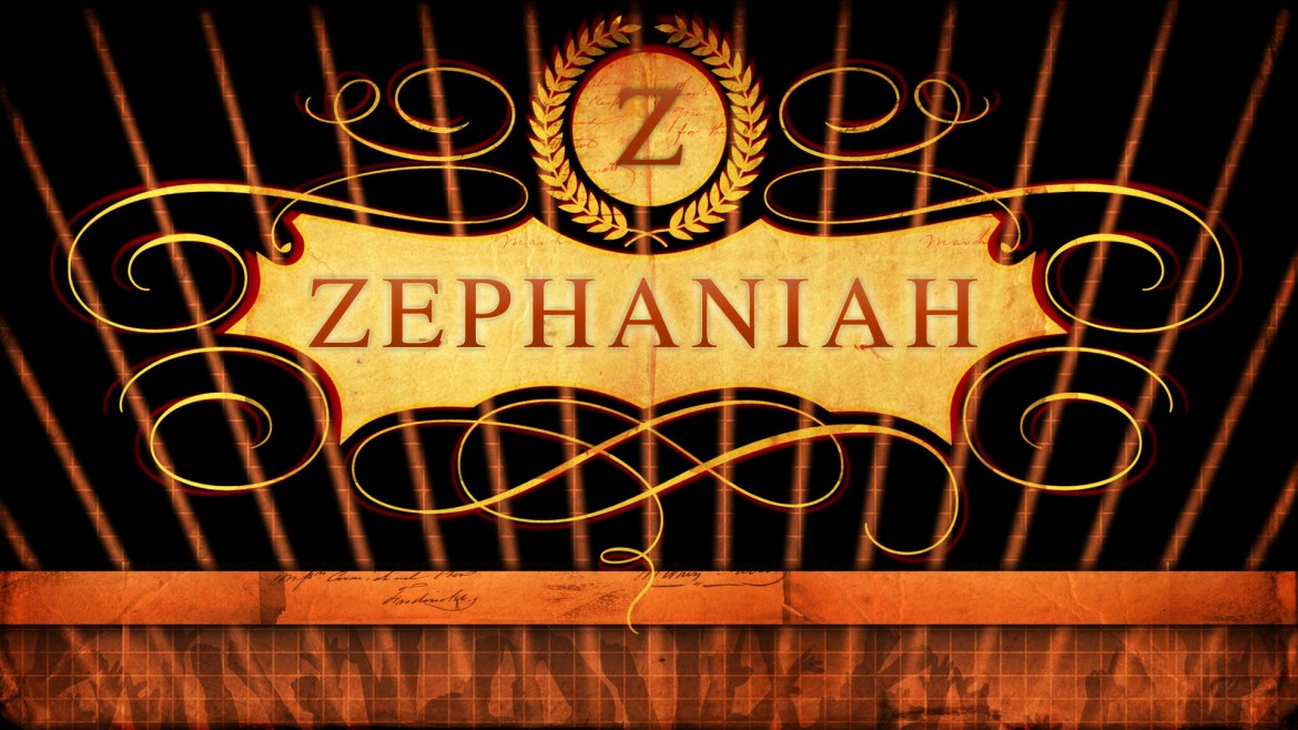 The Lord is in the Midst – Zeph 3