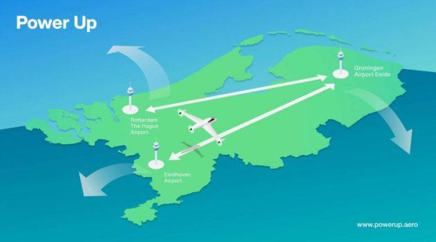 Luchthavens starten met elektrisch vliegen