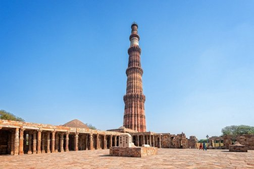 Image result for Qutab Minar, Delhi
