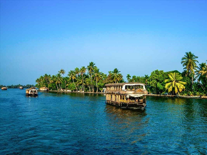 Image result for Kerala Backwater Cruise
