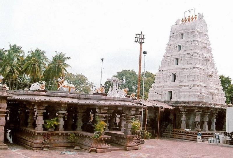 Trip Duration (From Mallikarjuna Temple, Including Travel): 30 Mins