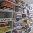 boekenkast zolder Da Costakade