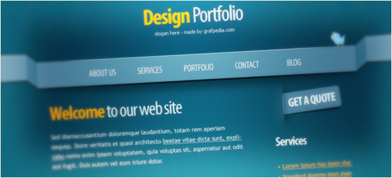 Clean PSD Layout in 3D
