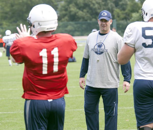 Penn State football team prepares for season-opener ...