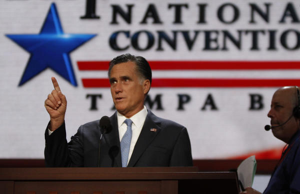 Romney will promise to 'restore America,' Obama a ...