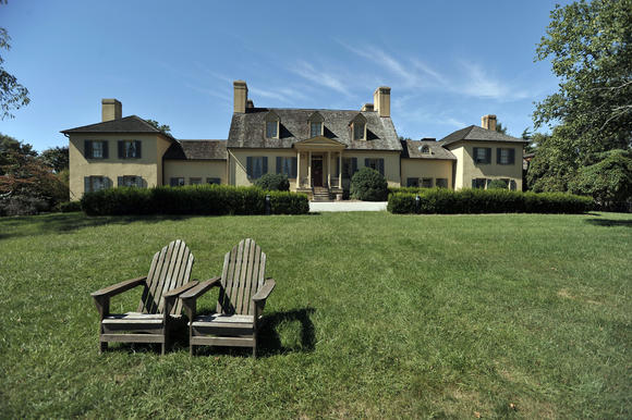 The Past Is Prologue For Historic Belmont Manor Property