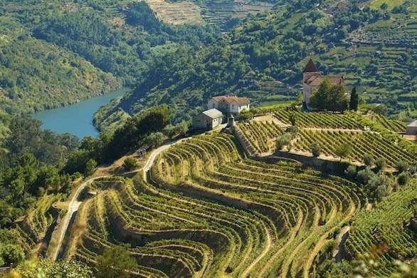 Portugal: Douro River cruise visits small villages and ...