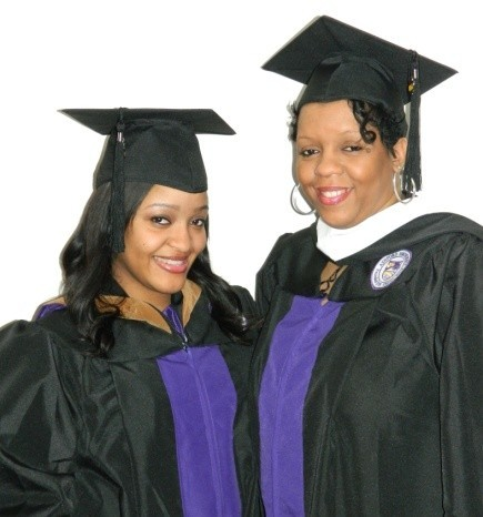 Mom and Daughter Gear Up to Graduate Together from Ashford ...