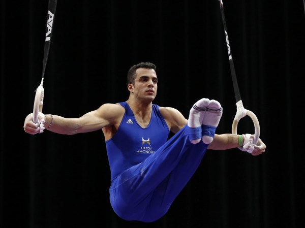 Senior Men's U.S. Gymnastics Finals - Hartford Courant
