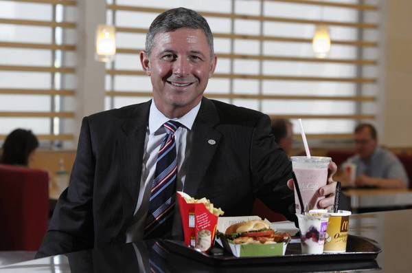 McDonald's U.S. marketing head to leave - tribunedigital ...