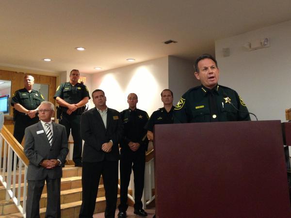 Sheriff announces arrest in case of slain elderly couple ...