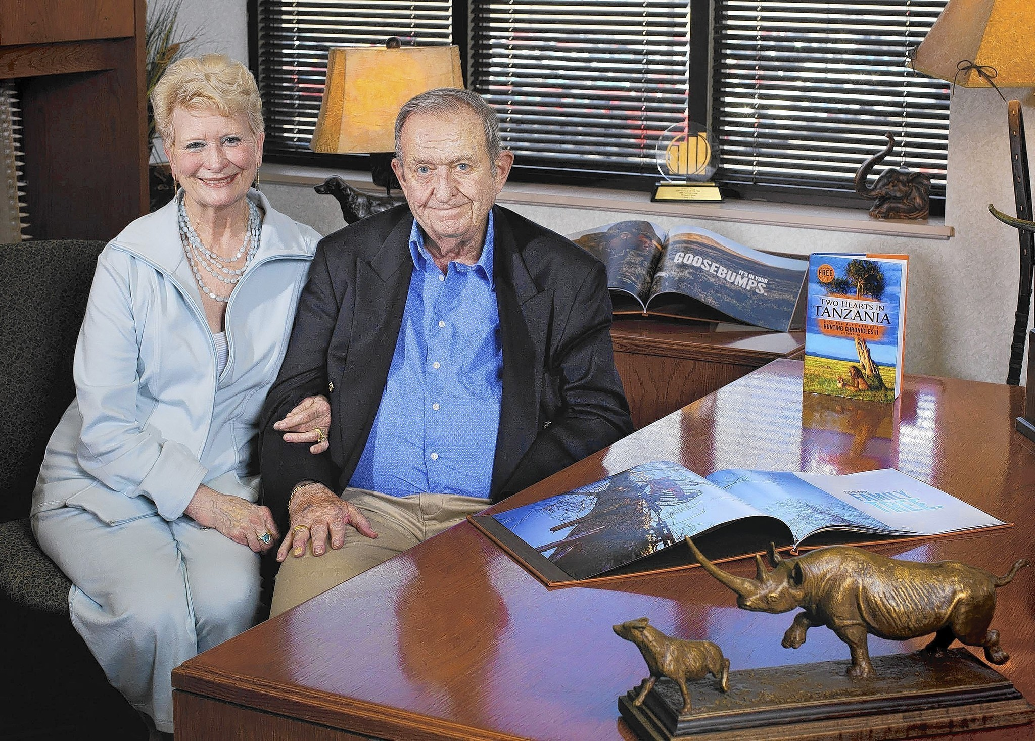 Dick Cabela Dies At 77 Co Founded Cabelas Sporting Goods