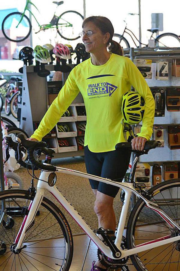 Newport News Alzheimer's activist will bike cross country ...
