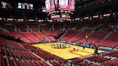 Best Nba Arenas Portland Trail Blazers Rose Garden Is