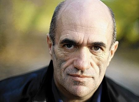 Irish author Colm Toibin visits Johns Hopkins University ...