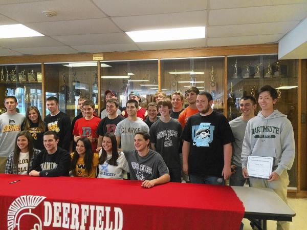 Deerfield teams, athletes had good year - tribunedigital ...
