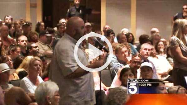 Emotions Run High at Community Meeting on Influx of ...