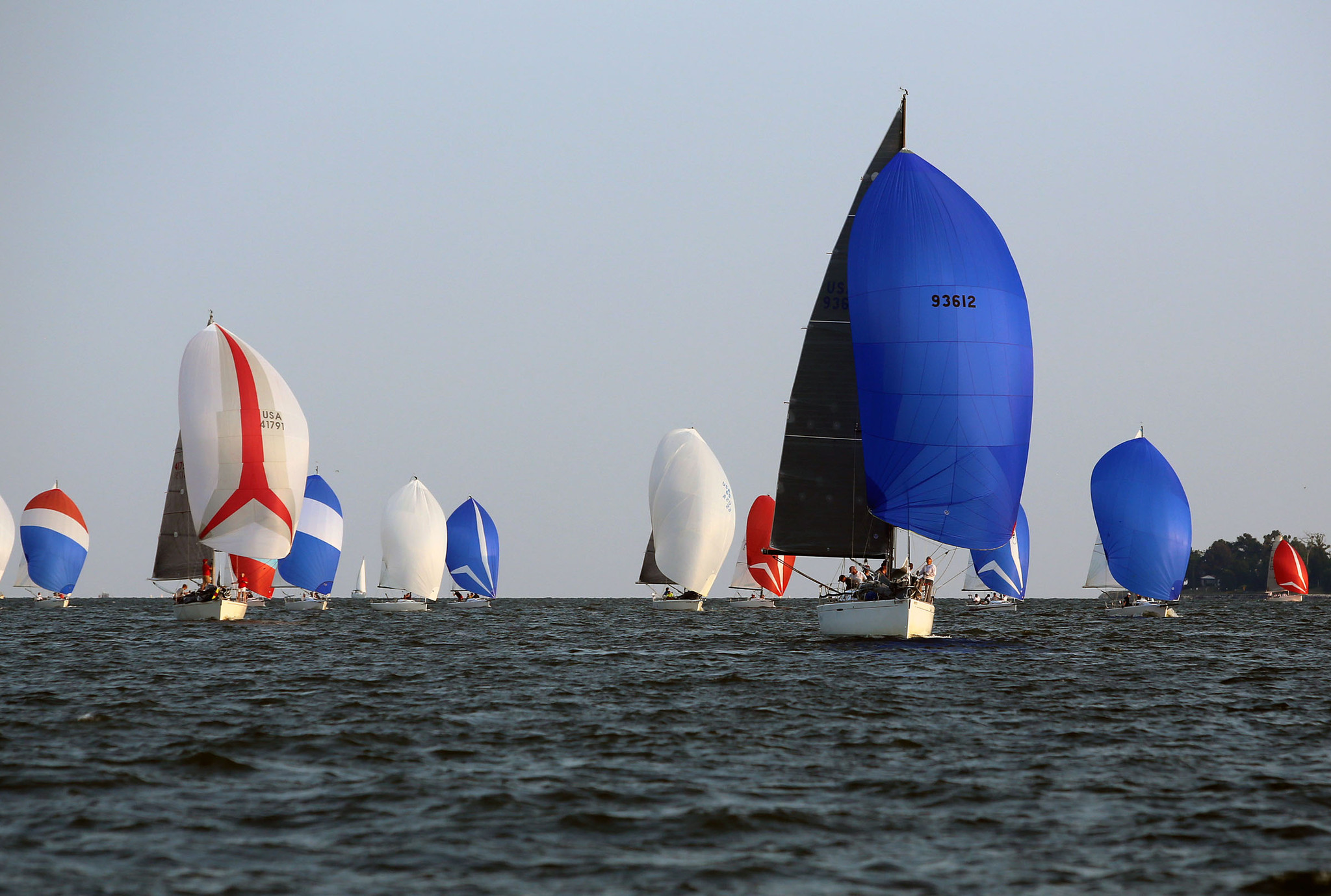 Annapolis Sailing Races Draws Wednesday Night Spectators Baltimore Sun